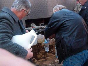 voda cisterna
