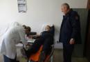 Akcija dobrovoljnog davanja krvi u pograničnoj policiji- Glas opštine Bogatić 29.11.16