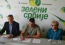 U Mačvanskom ataru-Zeleni u borbi protiv ambrozije 18.09.17.