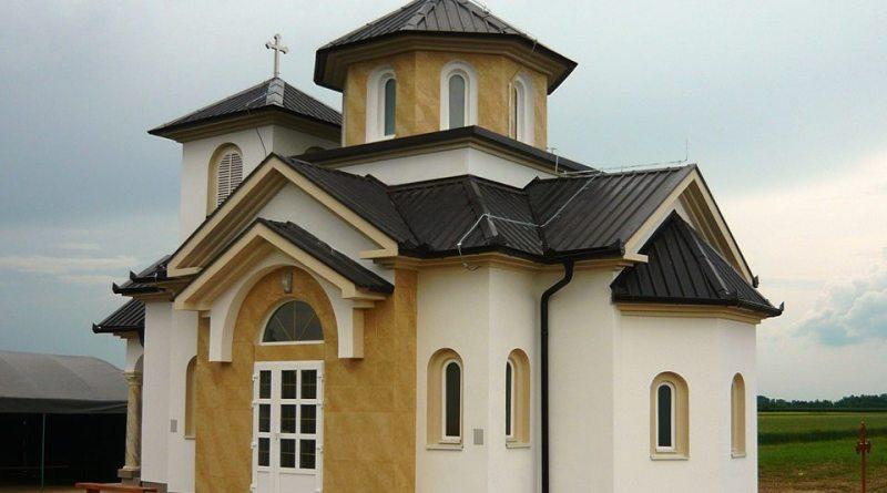 Nova crkva kapela u Bogatiću