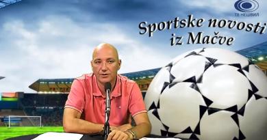 Sportske novosti iz Mačve-Radio Nešvil 21.05.2018.