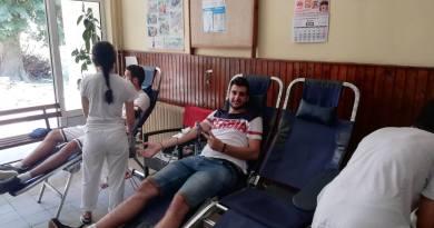 39 dobrovoljnih davalaca krvi u Belotiću