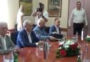 Ministar bez portfelja Milan Krkobabić posetio Bogatić-Radio Nešvil 10.08.18.